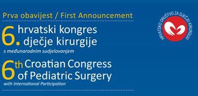 Dječja kirurgija kongres