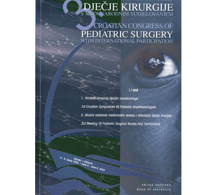 Kongres dječje kirurgije